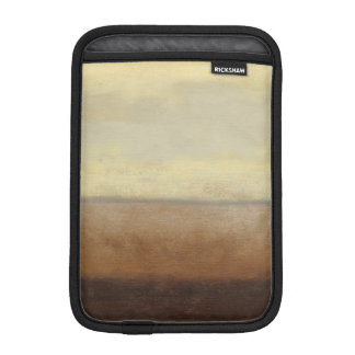 Solitary Desert Landscape by Norman Wyatt Sleeve For iPad Mini