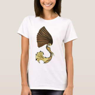 Solitary Mermaid T-Shirt