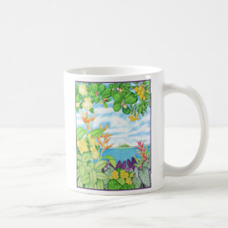 Solitary Paradise Coffee Mug