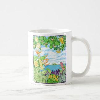 Solitary Paradise Coffee Mug