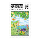 Solitary Paradise Postage