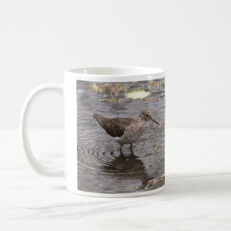 Solitary Sandpiper Coffee Mug