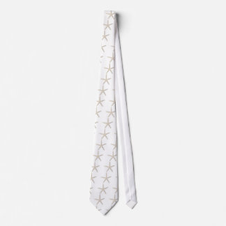 Solitary Starfish Tie