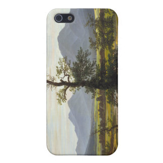 Solitary Tree - Caspar David Friedrich Case For iPhone SE/5/5s