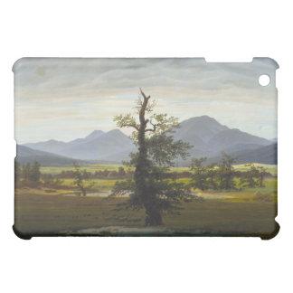 Solitary Tree - Caspar David Friedrich iPad Mini Cases