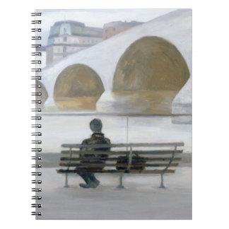 Solitude 2006 spiral notebook
