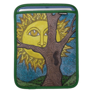 Solitude Art Rickshaw iPad Sleeve