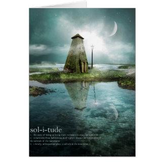 solitude card