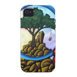 Solitude Vibe iPhone 4 Covers