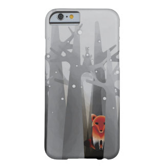 Solitude Fox Barely There iPhone 6 Case