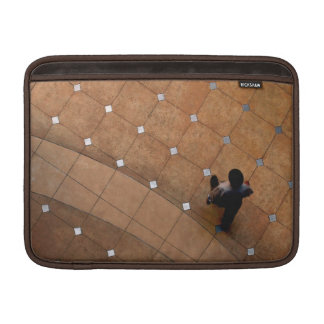 Solitude in the City Rickshaw MacBook Sleeve