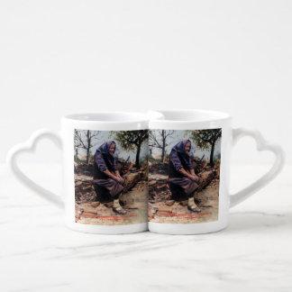Solitude (Note) /Solitude (Sketch) Coffee Mug Set
