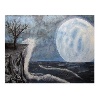 Solitude Painting Postcard