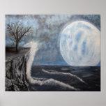Solitude Painting Print