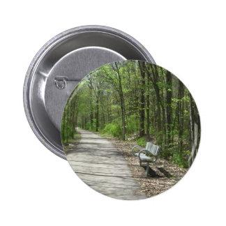 Solitude Pinback Button