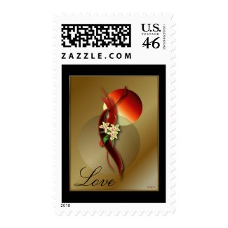 Solitude stamp