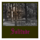 Solitude Posters