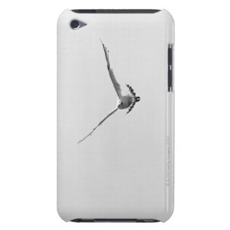 Solitude seagull over skyline iPod touch Case-Mate case