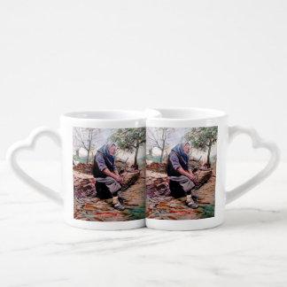 Solitude/Soidade/Loneliness Coffee Mug Set