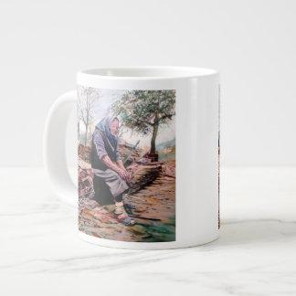 Solitude/Soidade/Loneliness Giant Coffee Mug