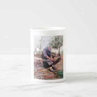 Solitude/Soidade/Loneliness Tea Cup