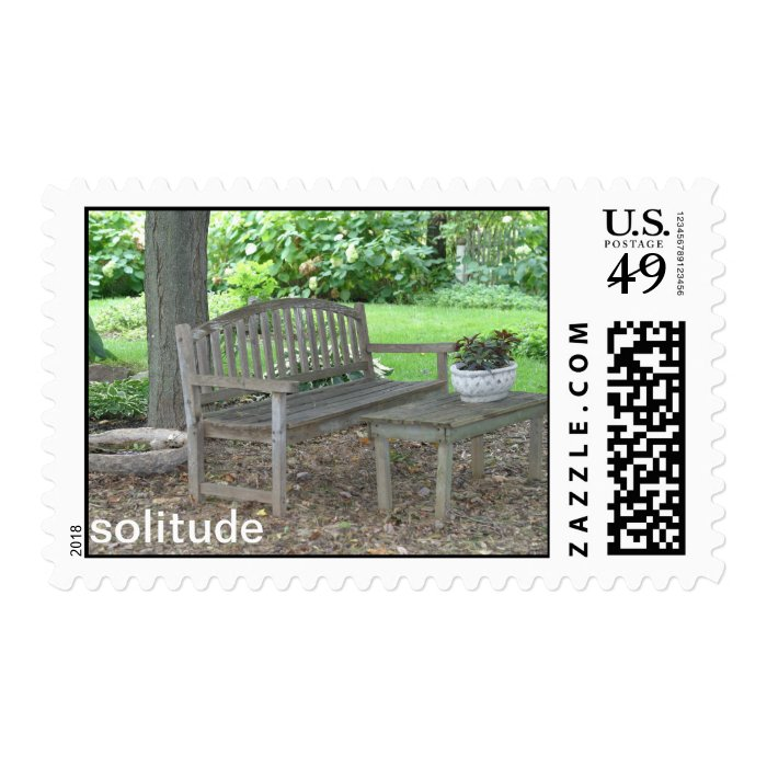 Solitude Stamp