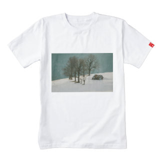Solitude Zazzle HEART T-Shirt