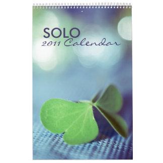 SOLO 2011 calendar