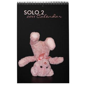 Solo 2 - 2011 calendar