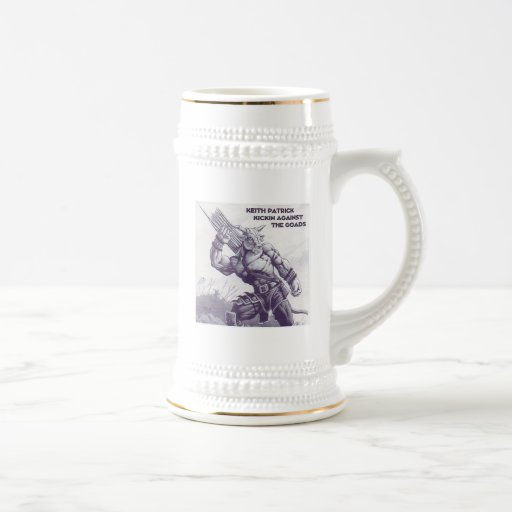 SOLO CD COVER STEIN 18 OZ BEER STEIN