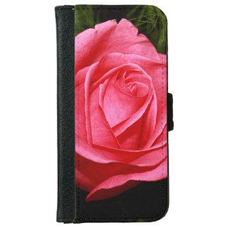 Solo color de rosa rosado carcasa de iPhone 6