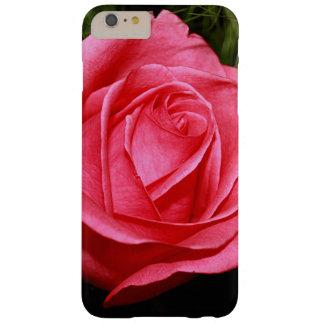 Solo color de rosa rosado funda de iPhone 6 plus barely there