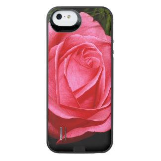 Solo color de rosa rosado funda power gallery™ para iPhone 5 de uncommon