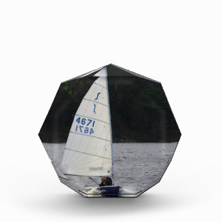 Solo Dinghy At Speed Award