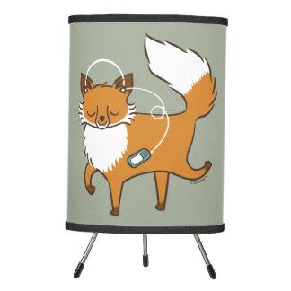 Solo Disco Fox Tripod Lamp