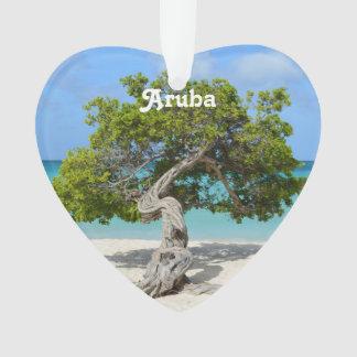 Solo Divi Divi Tree in Aruba Ornament