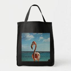 Solo Flamingo Bag