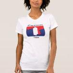 Solo icono de Adfantage - Francia Camiseta