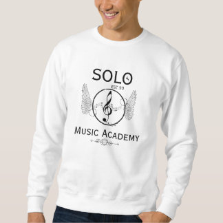 Solo Music Academy Jumper Pullover Sweatshirt