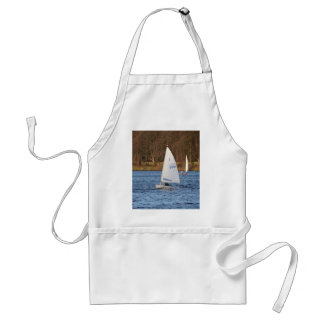 Solo Racing Dinghy Adult Apron