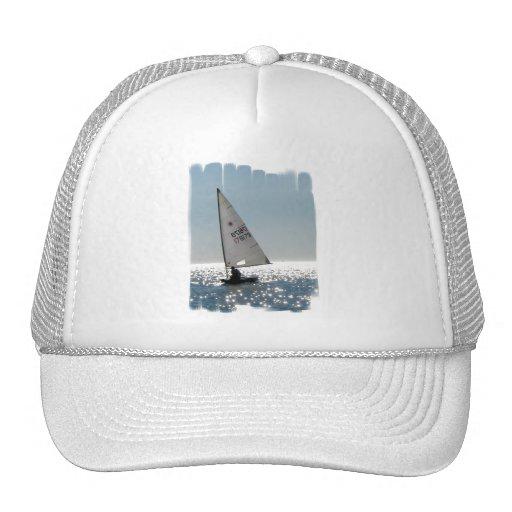 Solo Sailing Baseball Hat