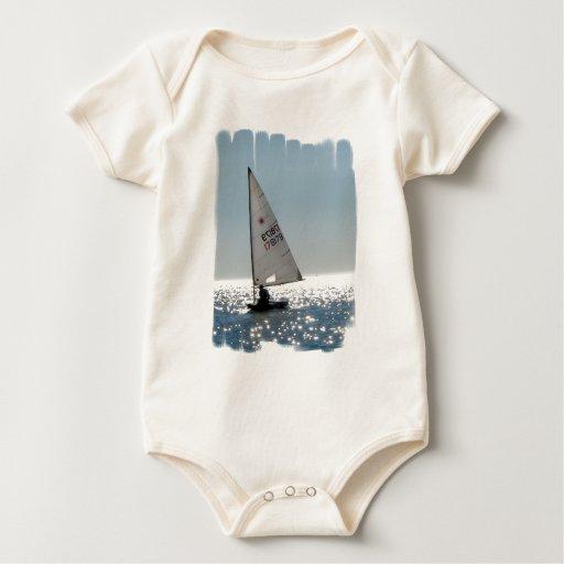 Solo Sailing Infant Creeper