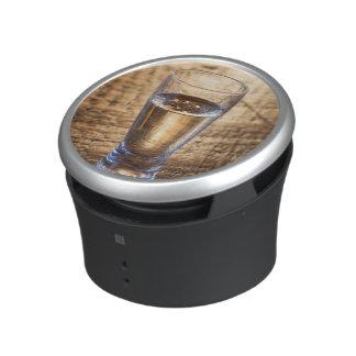 Solo tiro del Tequila en la tabla de madera Altavoz Bluetooth