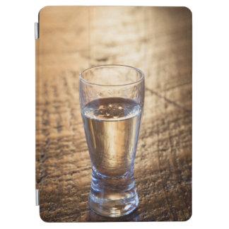 Solo tiro del Tequila en la tabla de madera Cubierta De iPad Air