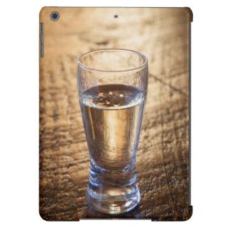 Solo tiro del Tequila en la tabla de madera Funda Para iPad Air