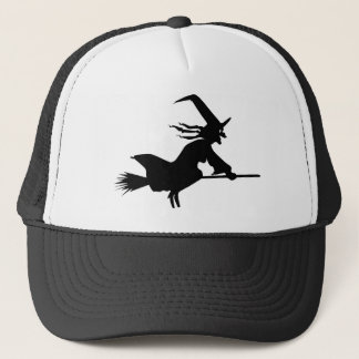 Solo Witch Trucker Hat