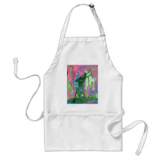 SOLO x_Painting Adult Apron