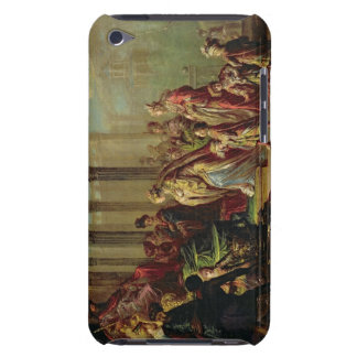 Solomon and the Queen of Sheba, or Esther before A iPod Case-Mate Cases