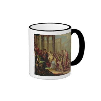 Solomon and the Queen of Sheba, or Esther before A Ringer Mug