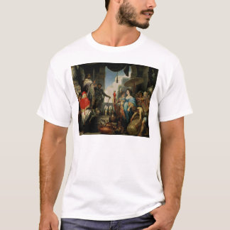 Solomon and the Queen of Sheba T-Shirt